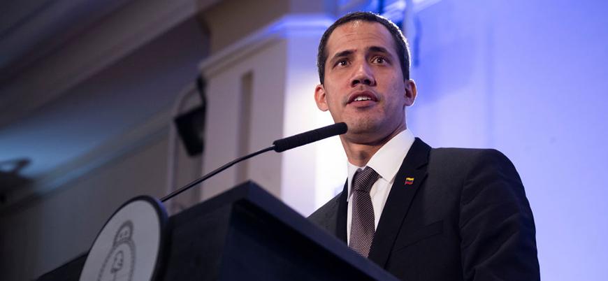 Venezuela'da Guaido'dan sokağa çıkma çağrısı