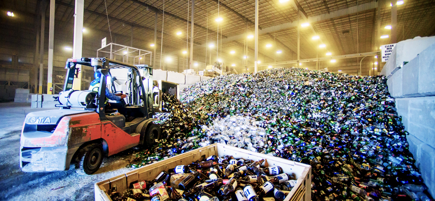 AB en fazla atık ham madde ihracatını Türkiye'ye yaptı