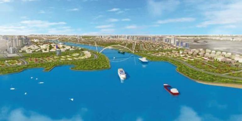 'Kanal İstanbul'da son aşamaya gelindi