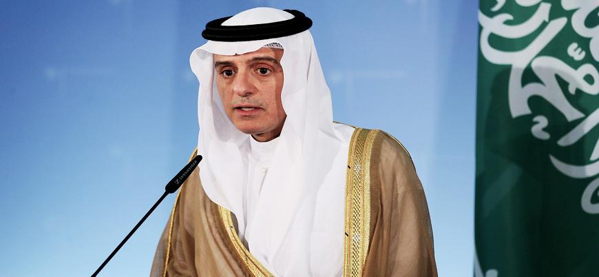 Suudi Arabistan'dan 'Suriye büyükelçiliği' açıklaması: Çok erken
