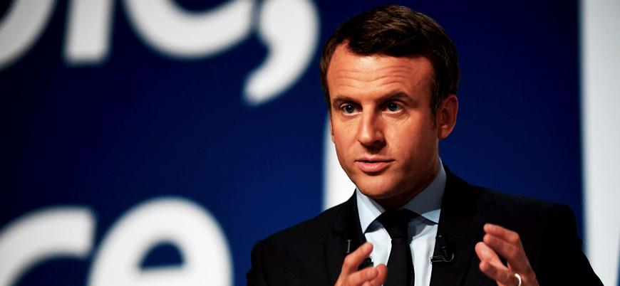 Macron'dan AB'ye çağrı: Avrupa yeni bir rönesansa ihtiyaç duyuyor