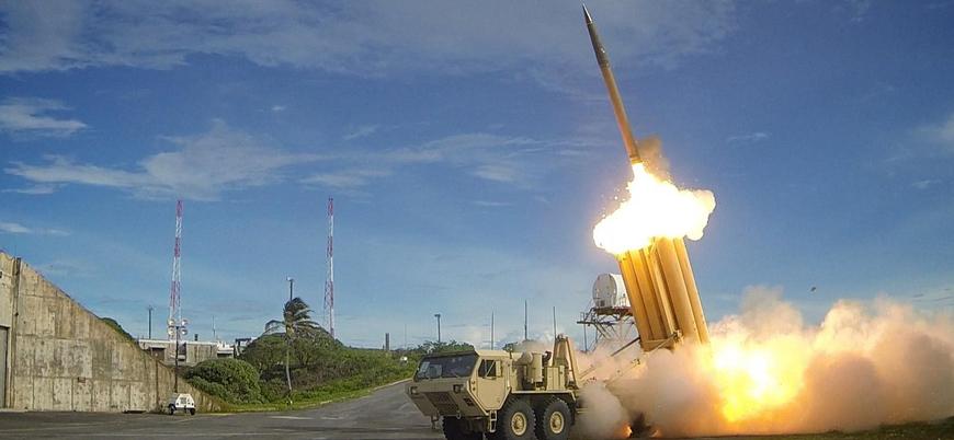 ABD THAAD füze sistemini İsrail'e konuşlandırdı