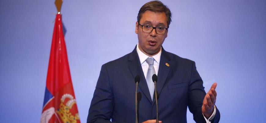 Sırbistan lideri Vucic: Bazı isteklerimiz yerine getirilirse Kosova'yı tanıyabiliriz