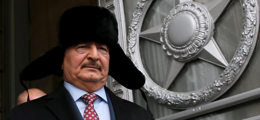 Rusya Libya'da Hafter'i paralı askerler ve silahlarla destekliyor