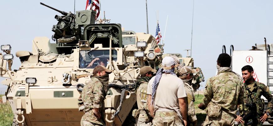 Trump: Askerlerin Suriye'de kalmasına yüzde yüz katılıyorum