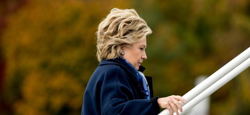 Hillary Clinton: Trump otoriter Türkiye'yi seçti, Kürtlere ihanet etti