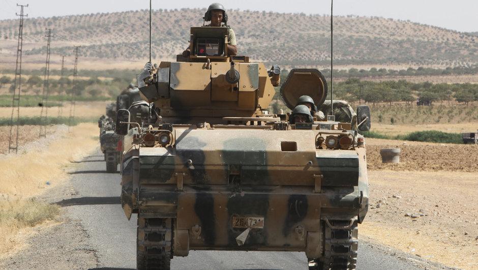 El Bab'da 1 asker hayatını kaybetti