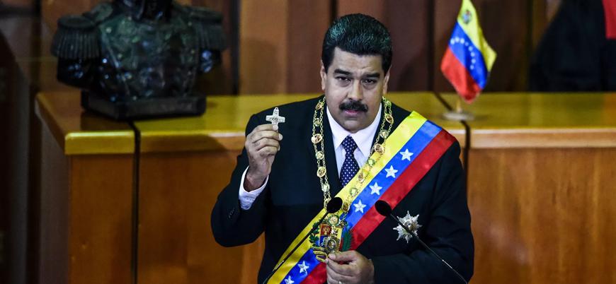 ABD Maduro'ya yeni yaptırımlar uygulayacak