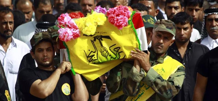 ABD İran destekli milis grup Nuceba Hareketi'ni terör listesine ekledi