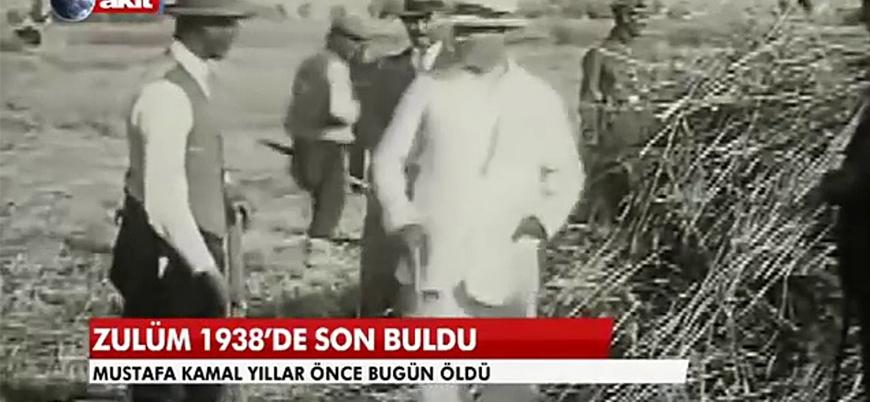 """""""Zulüm 1938'te son buldu"""" haberine beraat"""