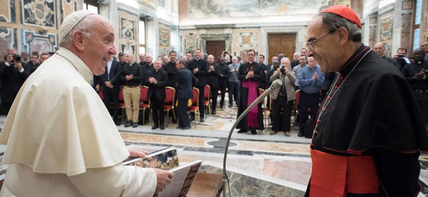 Taciz davasında yargılanan kardinale 6 ay hapis cezası