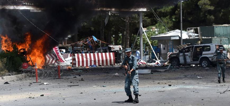 Afganistan'da seçim: Ülkenin birçok noktasında patlamalar gerçekleşti