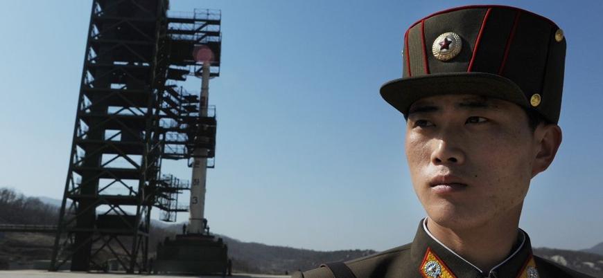 Güney Kore: Kuzey Kore balistik füze merkezinde faaliyetler gözlemledik