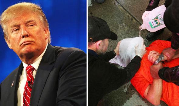 Trump'tan kan donduran işkence açıklaması