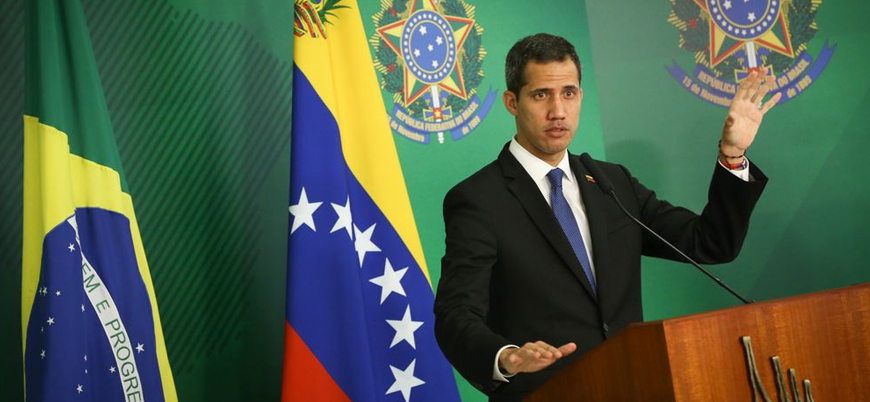 Guaido'dan Avrupa'ya: Maduro'ya yaptırımları artırın