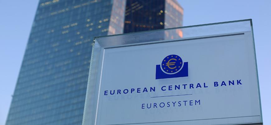 Avrupa Merkez Bankası büyüme beklentisini düşürdü