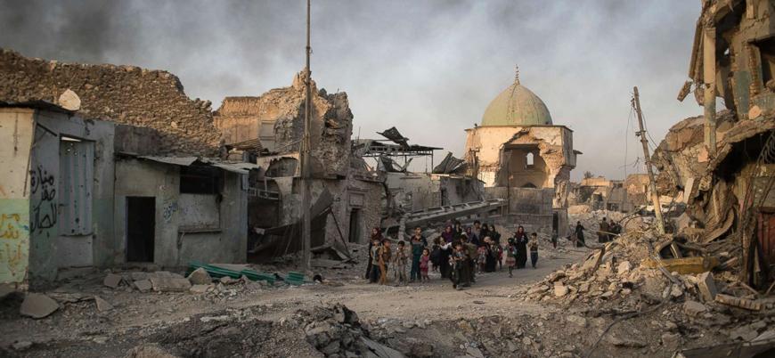 Eski Irak Başbakanı Abadi: Musul savaşında sadece 8 kadın ve çocuk öldü