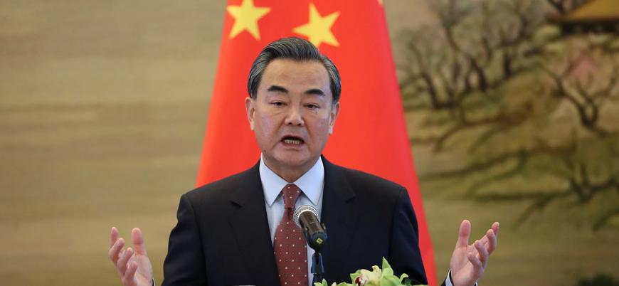 Çin'den Venezuela açıklaması: İç işlerine karışmayın
