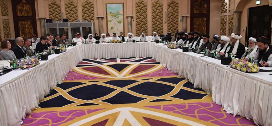 ABD ile Taliban arasındaki Afganistan konulu barış görüşmeleri 11 gündür devam ediyor