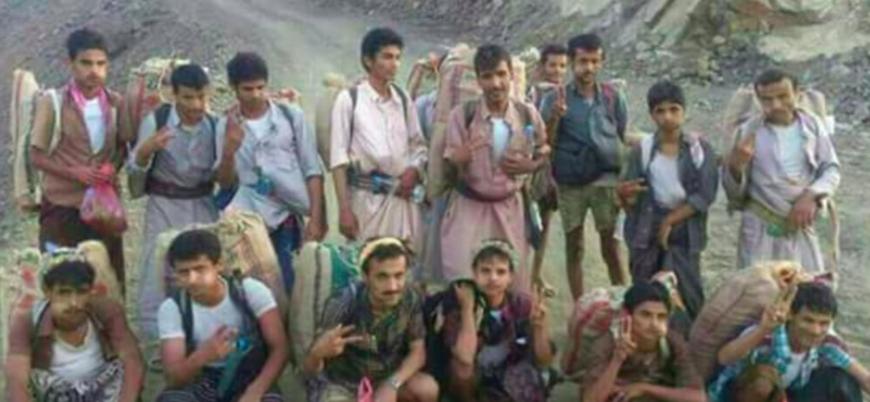 Suudi Arabistan sınır muhafızlarından Yemenli kaçakçı çocuklara sistematik tecavüz