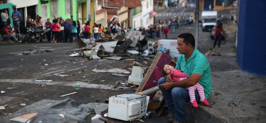 Geçtiğimiz yıl 250 bin Venezuelalı yabancı ülkelere sığınma talebinde bulundu