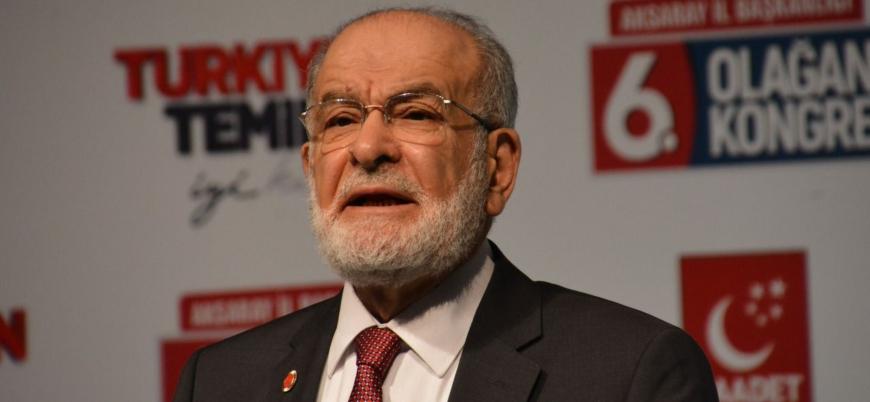 Karamollaoğlu: AK Parti şeklen Müslüman