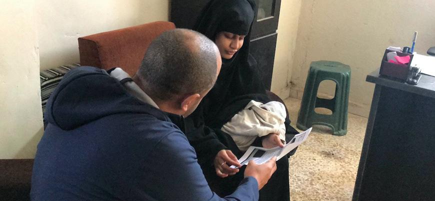 IŞİD mensubu İngiliz annenin bebeğinin Suriye'de ölümü İngiltere'yi karıştırdı