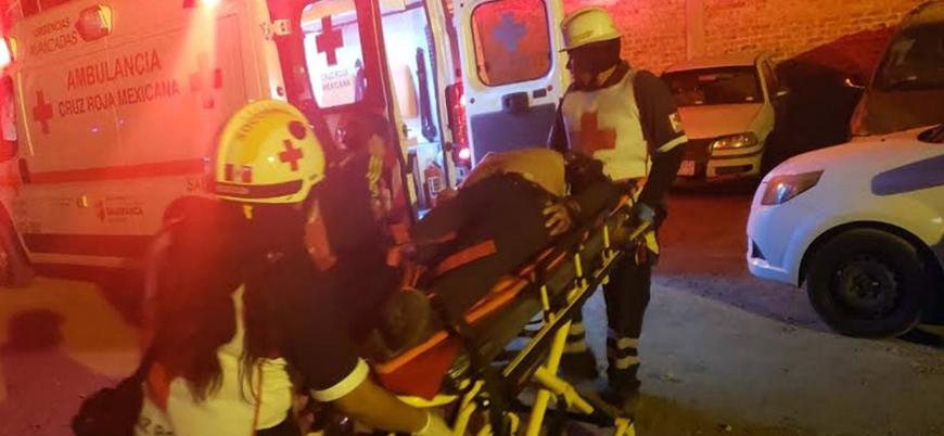 Meksika'da bara silahlı saldırı: En az 13 kişi öldü