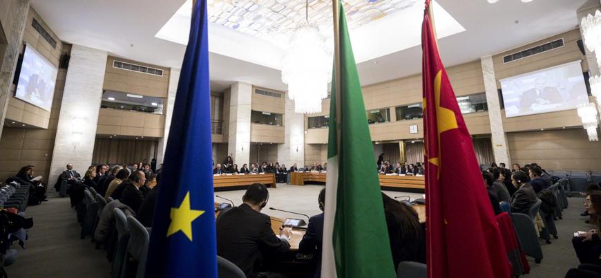 ABD'den İtalya'ya: Çin'le anlaşma yapmayın