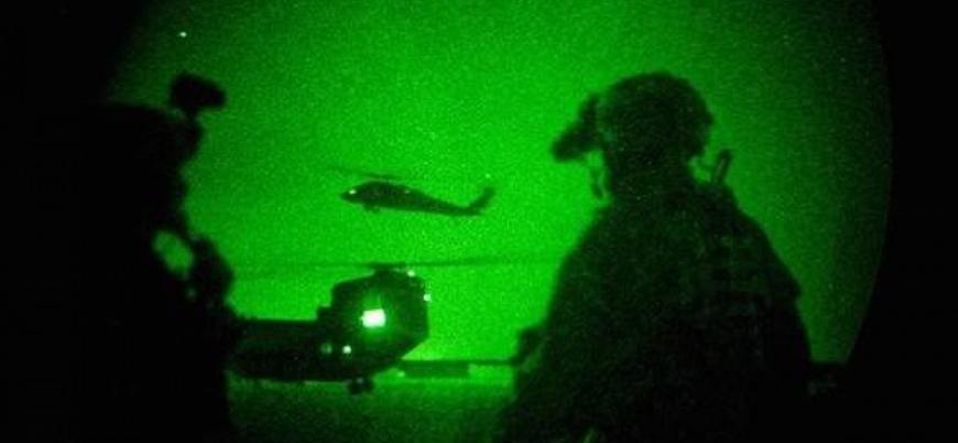 ABD Deyrizor'da IŞİD'e karşı indirme operasyonu gerçekleştirdi