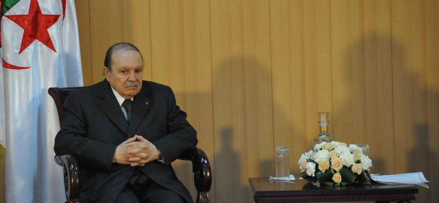 Cezayir lideri Buteflika'dan siyasi sistemin değişeceği vaadi