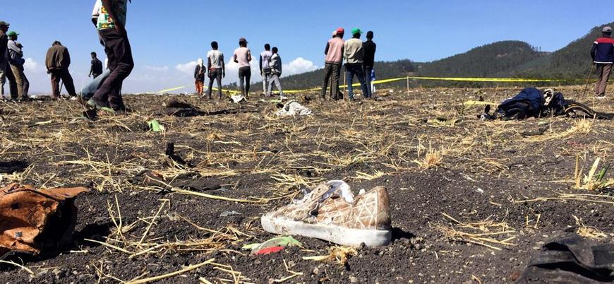 157 yolcusu vardı: Düşen Etiyopya uçağından kurtulan olmadı