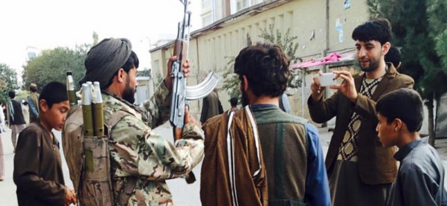 Taliban sözcüsü Zebihullah Mücahid: Taliban bir kurtarıcı olarak geri dönecek