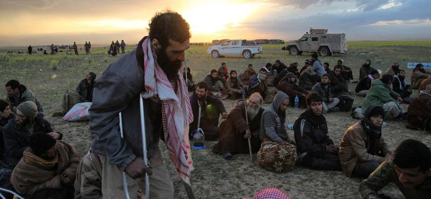 YPG Fas vatandaşı olan IŞİD mensuplarını ülkelerine iade etti
