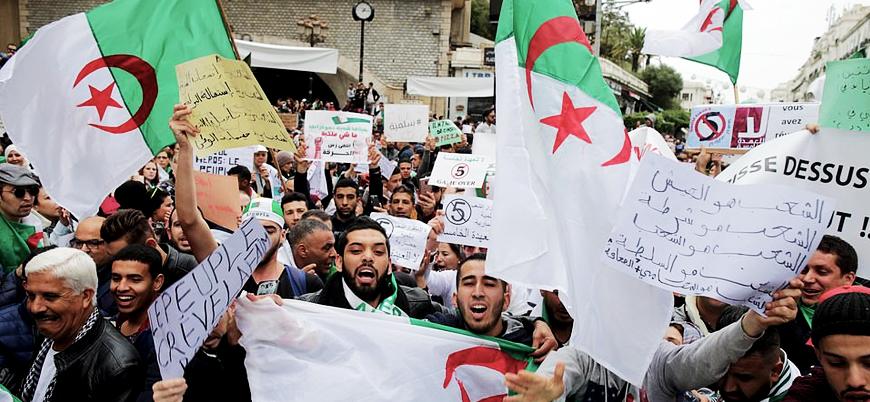 Hakimlerden Buteflika'ya protesto: Görevimizi yapmayız