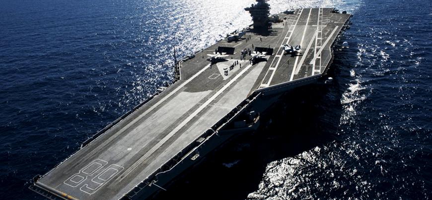 AB'nin ortak uçak gemisi projesine Almanya'dan destek