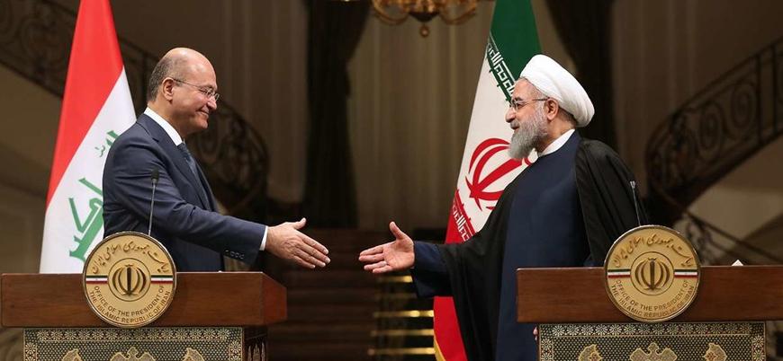 İran Cumhurbaşkanı Ruhani'den Irak ziyareti