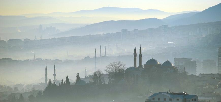 Türkiye hava kirliliği sıralamasında kaçıncı sırada?