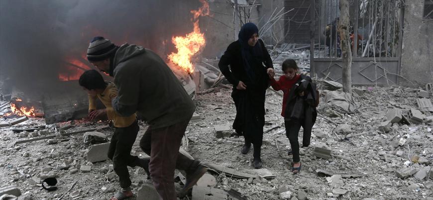 Savaşın 8 yılı: Suriye'de sivillere yönelik insan hakları ihlalleri ve sivil kayıplar raporu