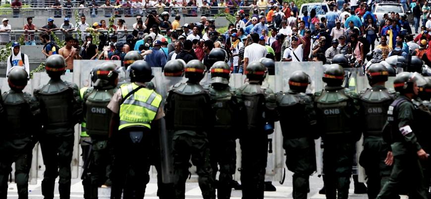 AB'den Venezuela'ya askeri müdahale açıklaması: Kabul edilemez