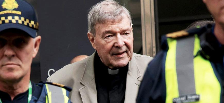 Avustralya Kardinaline 'erkek çocuklara cinsel taciz' cezası