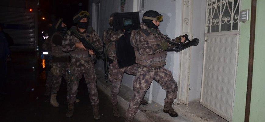 Adana'da 'IŞİD' operasyonu