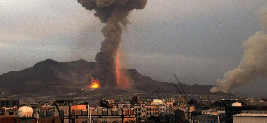 Suudi koalisyonu Yemen'de sivilleri vurdu: 12'si çocuk 22 ölü