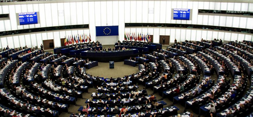 Avrupa Parlamentosu'ndan 'Türkiye ile müzakerelerin askıya alınması' raporuna onay