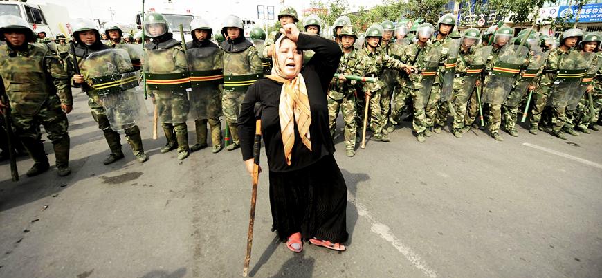"""""""Uygur kadınlar yataklarını Çinli erkeklerle paylaşmaya zorlanıyor"""""""