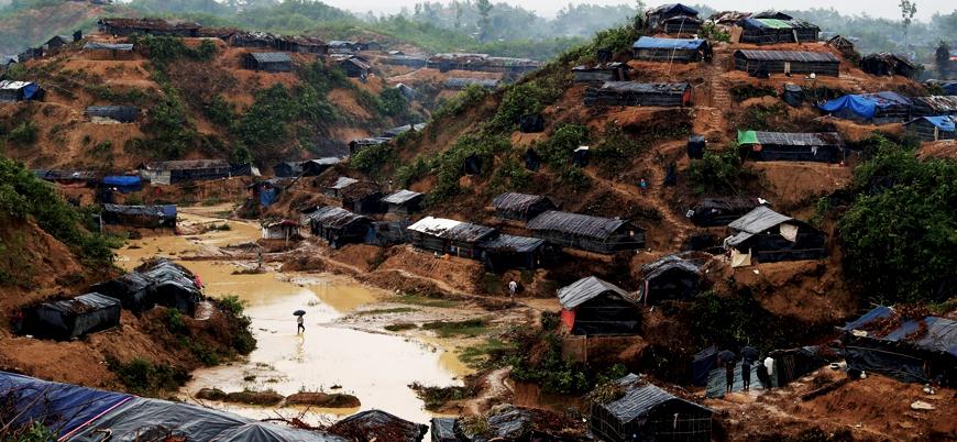 Bangladeş yönetimi Arakanlı sığınmacıları 'Yüzen Ada'ya gönderiyor