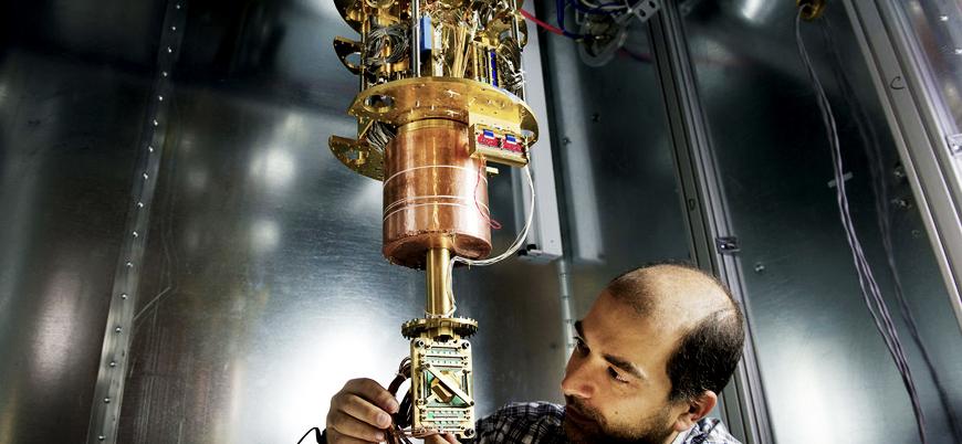 Kuantum bilgisayar ile zaman geriye alındı