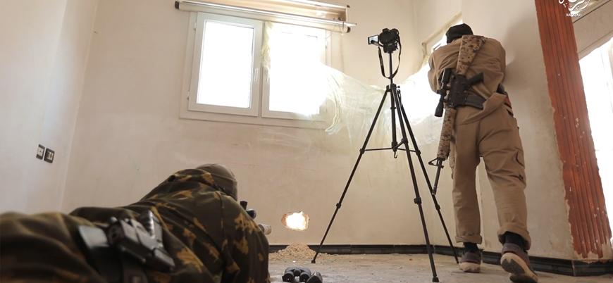 IŞİD'in medya sorumlusu Suriye'de ABD saldırısında öldürüldü