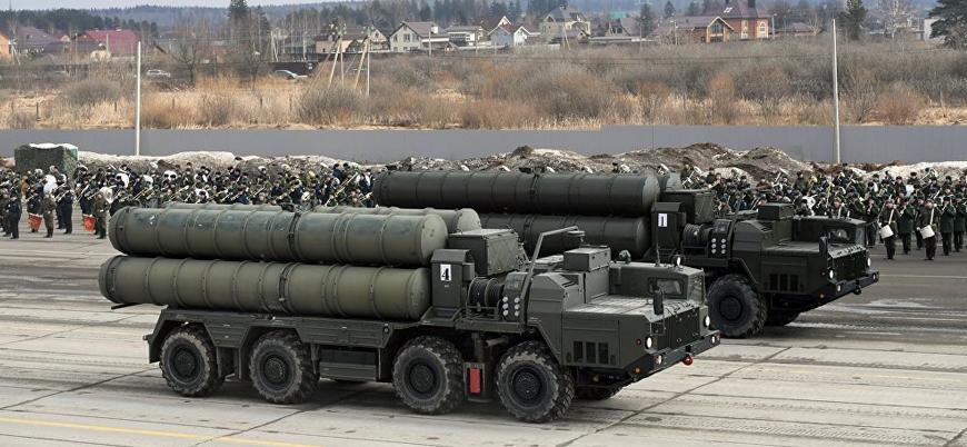 ABD: Türkiye'nin S-400 kararı NATO için ulusal güvenlik sorunu