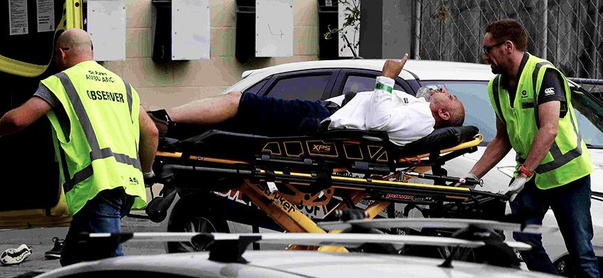 Yeni Zelanda'da camiye silahlı saldırı: 49 ölü